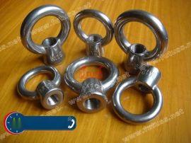 不锈钢吊环螺丝,不锈钢吊环螺栓,不锈钢吊环螺钉