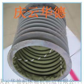 丝杠防护罩/圆形伸缩式防护罩/伸缩式丝杠防护罩
