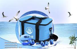 新款厂家批发 时尚保温包 野餐包 便当包 冷藏包12L 保温袋