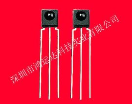 深圳厂家超小型IR圆点接收头|红外线小型感应遥控接收头HYD0038D
