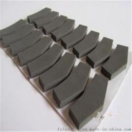 批发保温防震泡棉黑色 缓冲隔音单面泡沫胶带 密封 (防撞)胶带