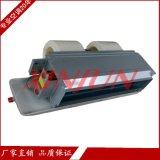 FP-系列塑料蜗壳风轮卧式暗装风机盘管/超低噪超静音低噪音卧式暗装风机盘管厂家