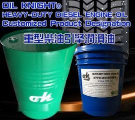 OILKNIGHT油騎士重型柴油引擎機油CH/CI/CJ潤滑油 15W40