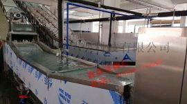 广州霖森全自动洗碗设备流水线厂家直销