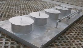一体化生活污水处理设备,地埋式污水处理设备