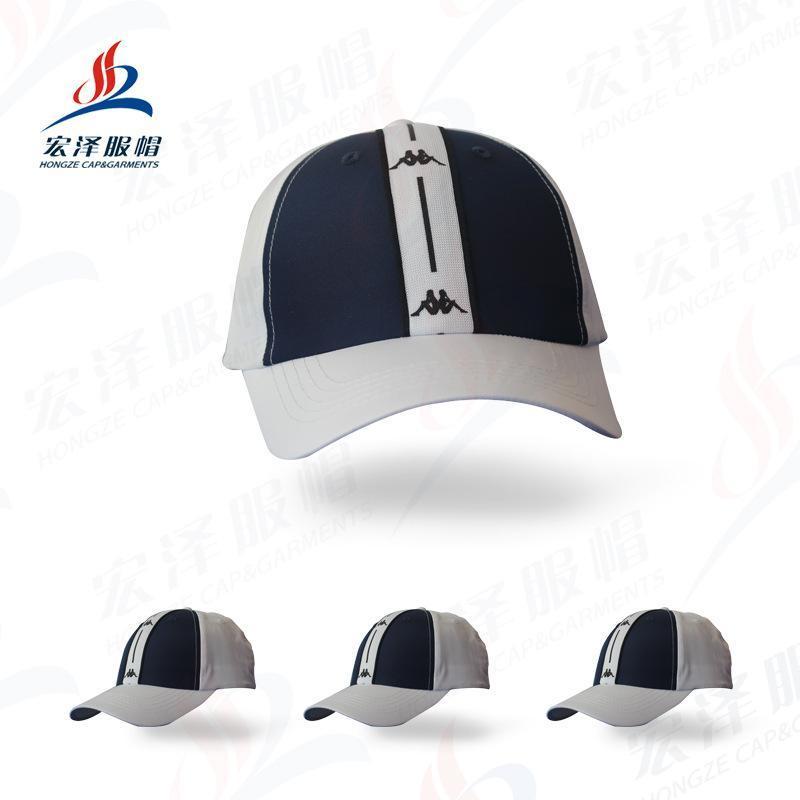 批发帽子新款纯色潮遮阳弯檐棒球帽韩版帽子时尚鸭舌帽情侣夏男女
