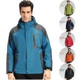 秋冬季衝鋒衣高端定製LOGO防風防水戶外保暖衝鋒衣