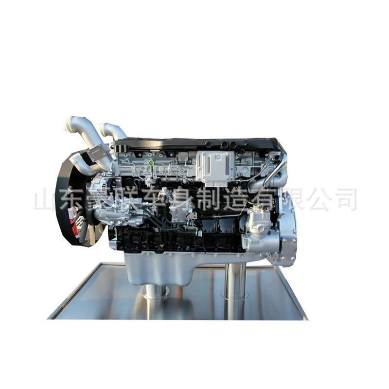 二汽东风发动机 东风大力神 中国重汽MC11.36-50 国五 发动机图片
