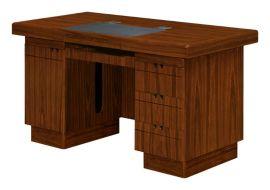 实木职员桌 电脑桌 HY-D8603