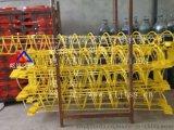 非机动车停车架 镀锌管自行车停车架 非机动车安放架