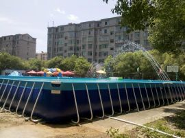 支架游泳池,拆卸式支架水池,泳池厂家,泳池价格