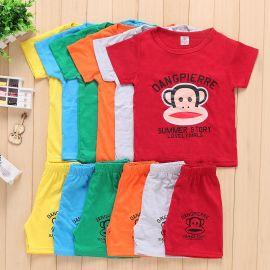 江苏常熟哪里有大量男女童装图案刺绣T恤汗衫杂款杂码大量库存批发