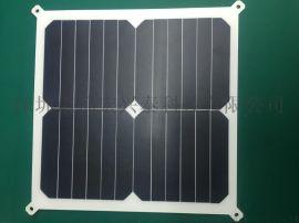 厂家直销太阳能充电板 柔性太阳能板 便携式太阳能充电板