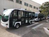 利凱士得十四座電動觀光車,景區遊覽觀光車