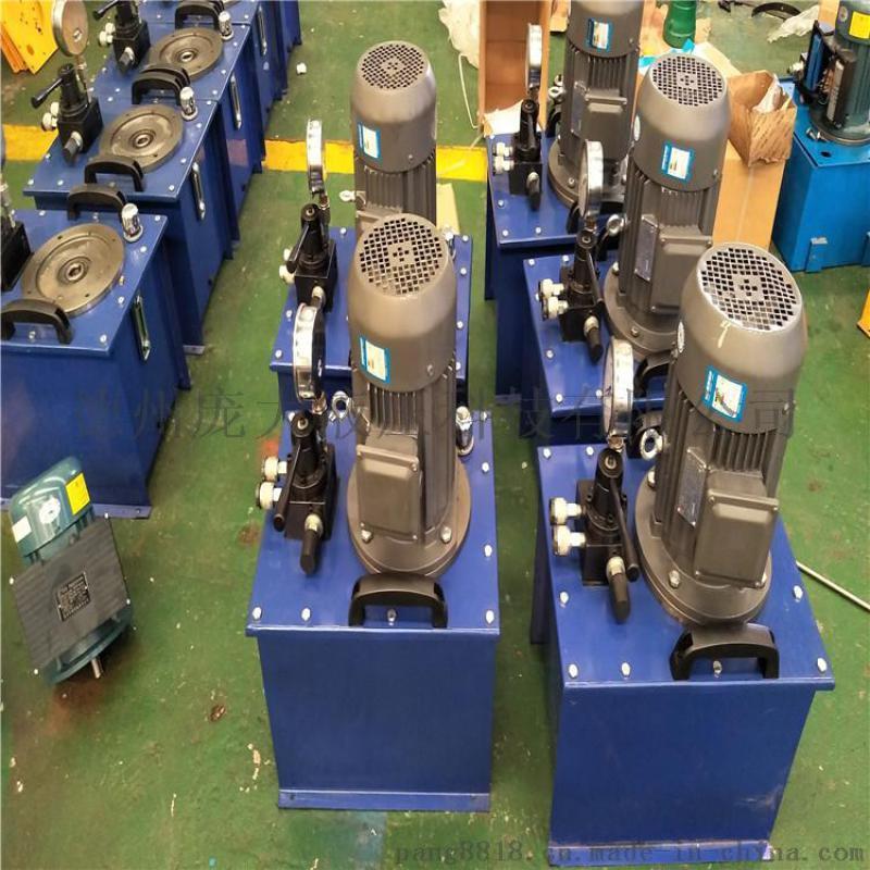 液压冷挤压连接设备 钢筋套筒冷挤压机