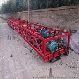 悬挂式大型三滚轴 桥梁隧道修路摊铺机 框架式整平机