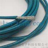 高柔性耐彎曲拖鏈工業乙太網通訊遮罩電纜網線