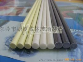 厂家直销高强度耐腐蚀玻璃纤维管、大棚支架、果苗支架