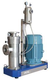 石墨烯微晶粉碳纳米管高剪切研磨分散机