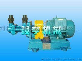 河北3G螺杆泵介质为直线连续输送、无搅拌、无脉动