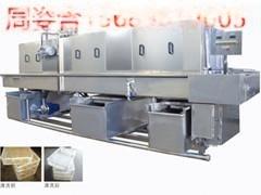 连续式自动洗筐流水线厂家定制