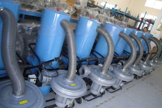 台湾DC-HTB100-304工业集尘机2.2KW磨床吸尘机