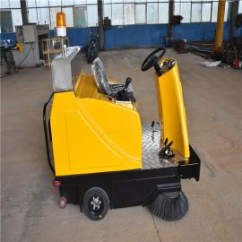 JM-1380电动驾驶型扫地车