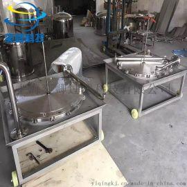 超大流量层叠过滤器 上海不锈钢层叠过滤机