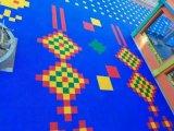 幼兒園懸浮地板 幼兒園組合攀爬梯 炭燒積木