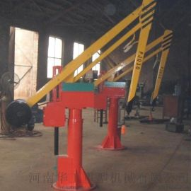 PJ040型平衡吊 电动旋转小型吊机 移动折臂吊