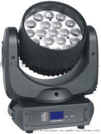 菲特TL121 LED19颗调焦摇头染色灯,LED染色灯,LED光束灯,酒吧夜场染色灯