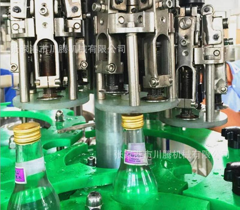 全自动玻璃瓶酒饮料灌装机 果汁饮料灌装机