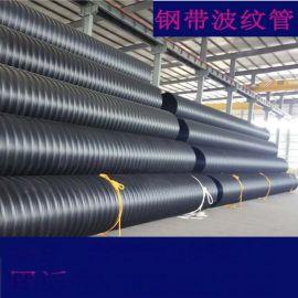 钢带管 钢带增强螺旋波纹管