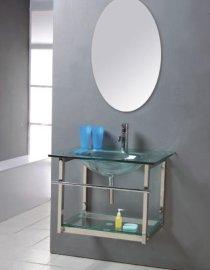 玻璃台盆(B-026)