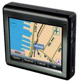 圣影车载GPS卫星导航仪 (S035A)