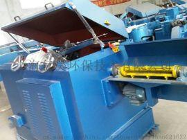 无酸洗双重除锈环保智能盘圆拉丝除锈机SC-14B