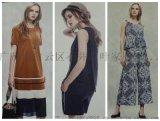 18年時尚個性品牌女裝木茜格夏裝尾貨走份