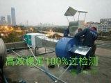 番禺油漆工厂专用的抽油烟机厂里排风系统安装