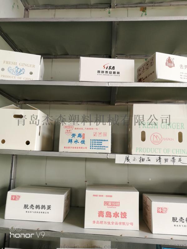青岛杰森塑机PP中空格子板设备