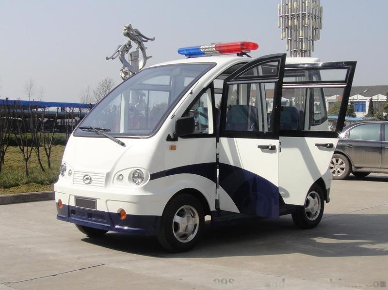 鑫跃4-5座封闭电动巡逻车L104A
