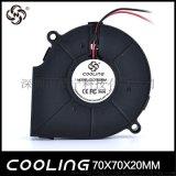 深圳酷宁7020空气净化器直流离心涡轮风机厂家直销