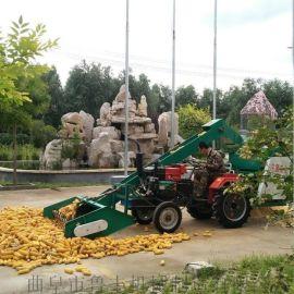 河南高效自动上料大型玉米脱粒机报价