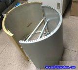烟台包柱铝单板 雕花包柱铝单板 包柱石材铝单板