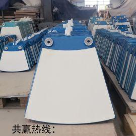 陶瓷过滤机配件白刚玉陶瓷板陶瓷过滤板