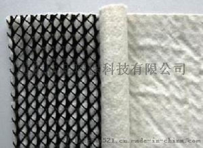 湖南市政工程复合三维排水网 环保交通三维复合排水网