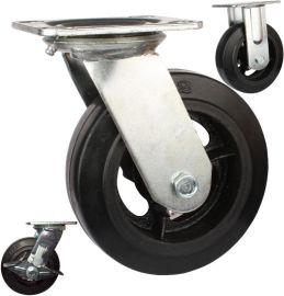 中轻型脚轮、家具轮、医用轮、推车轮