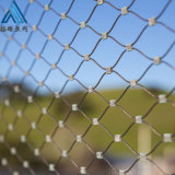 动物园绳网 马戏团维护网 楼梯防护装饰绳网