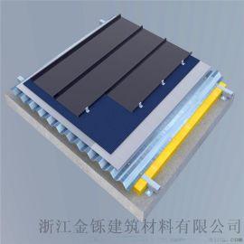 浙江厂家生产25-430 铝镁锰金属屋面板