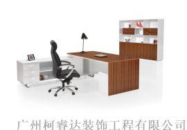 厂家直销实木办公桌-德雷斯