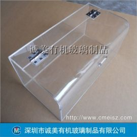 ****糖果盒 透明亚克力食品盒 有机玻璃杂粮盒